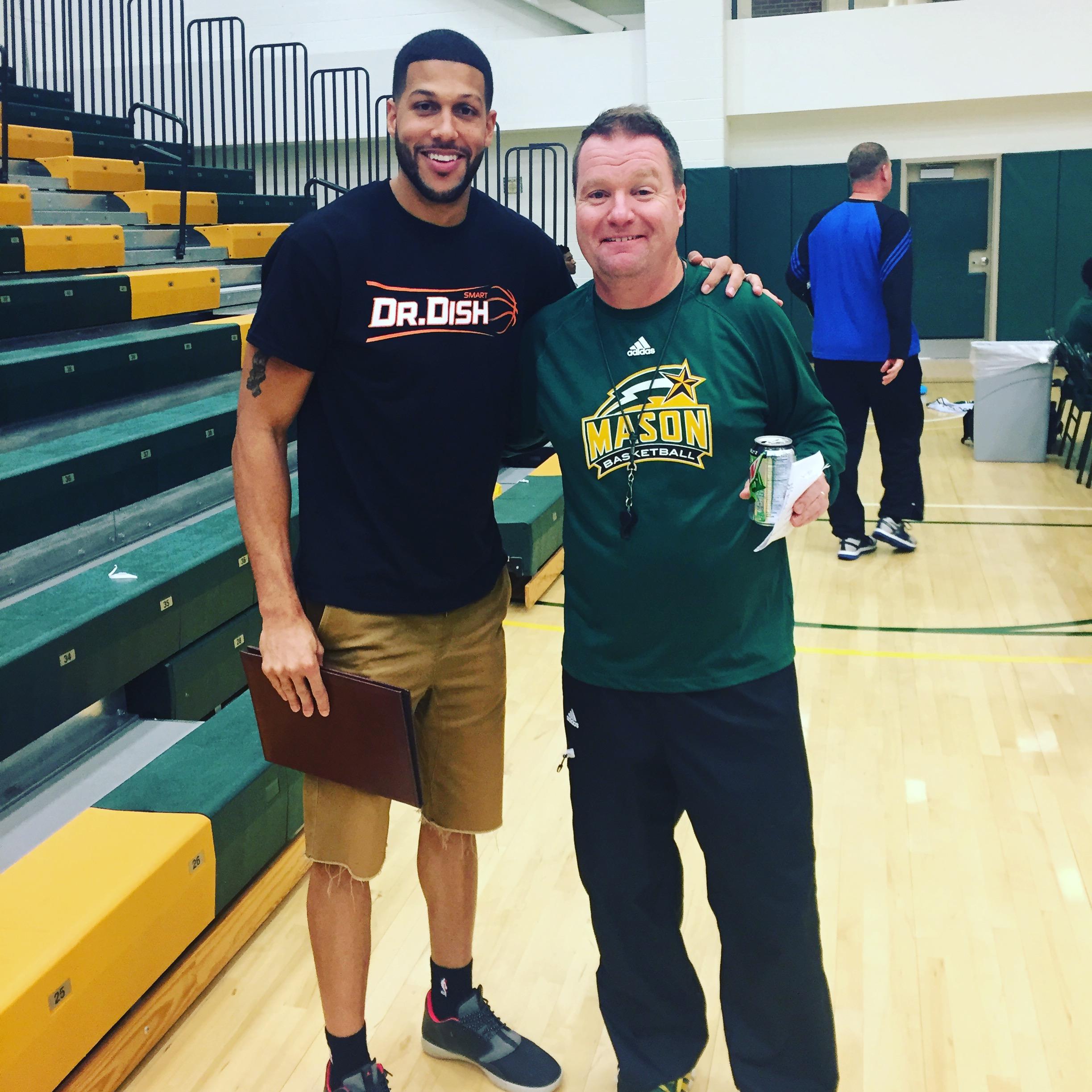 Basketball Coaching Clinics: George Mason University Notes