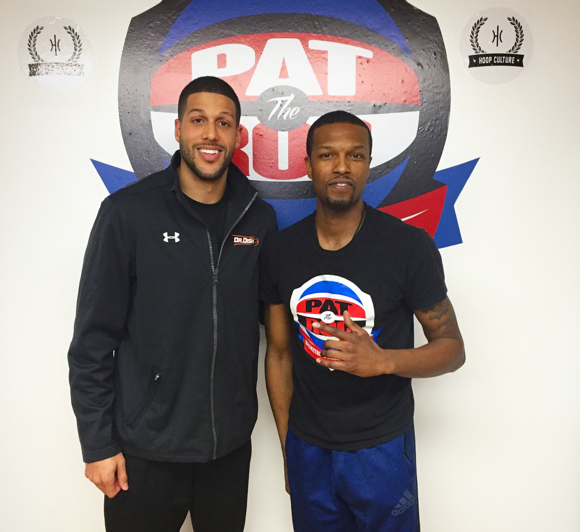Dr. Dish Basketball visits Pat The Roc Skills Academy