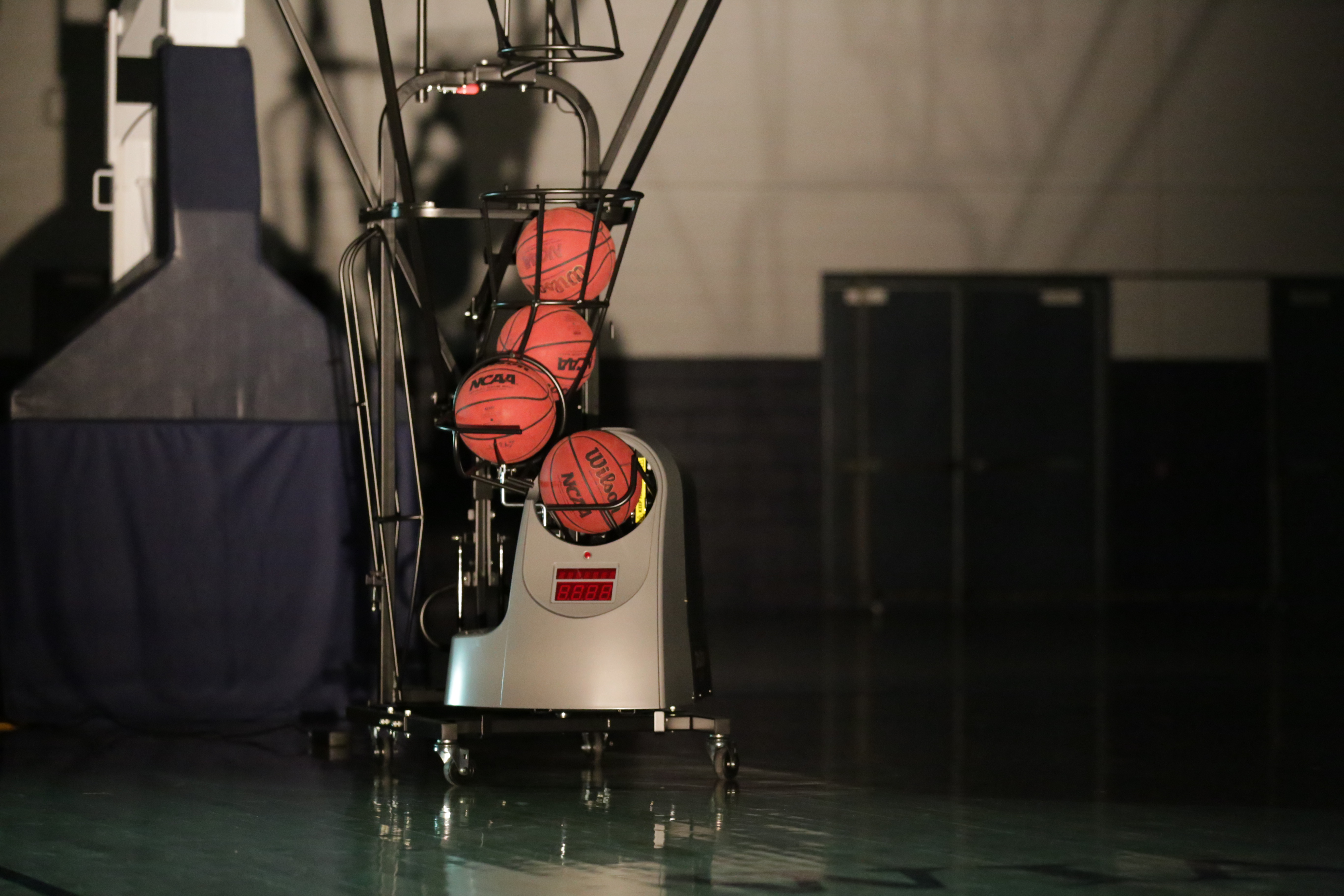 4 Common Problems With Outdated Basketball Shooting Machines