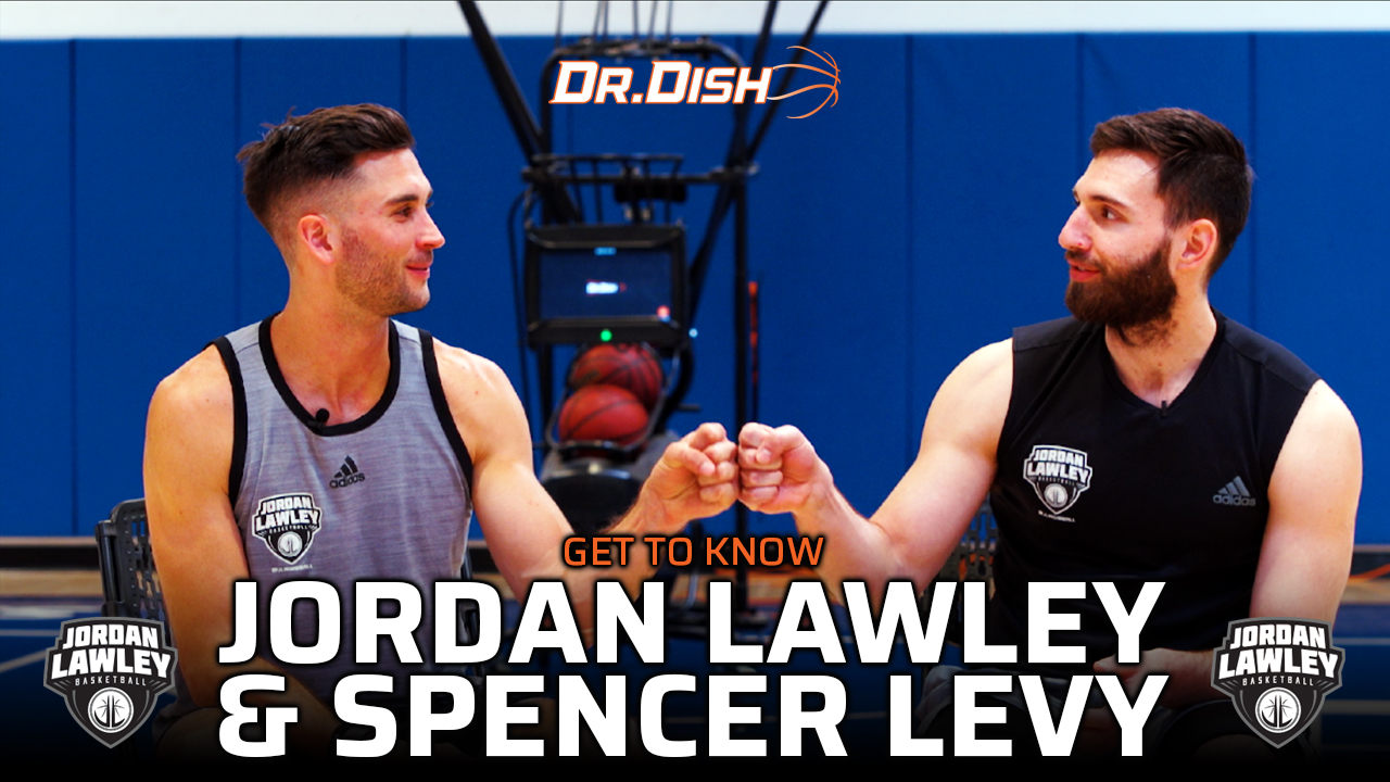 Get to Know Basketball Trainers Jordan Lawley & Spencer Levy