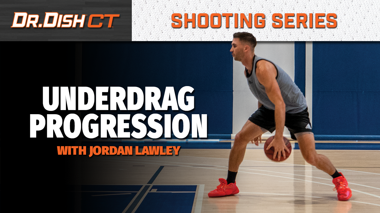Basketball Drills: Under Drag Progression with Jordan Lawley
