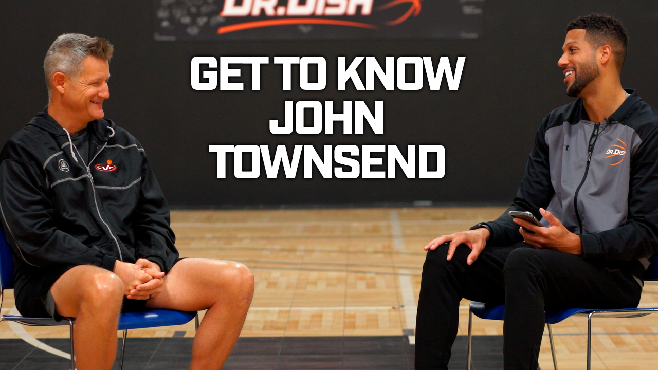 How John Townsend Became a Veteran NBA Shooting Coach
