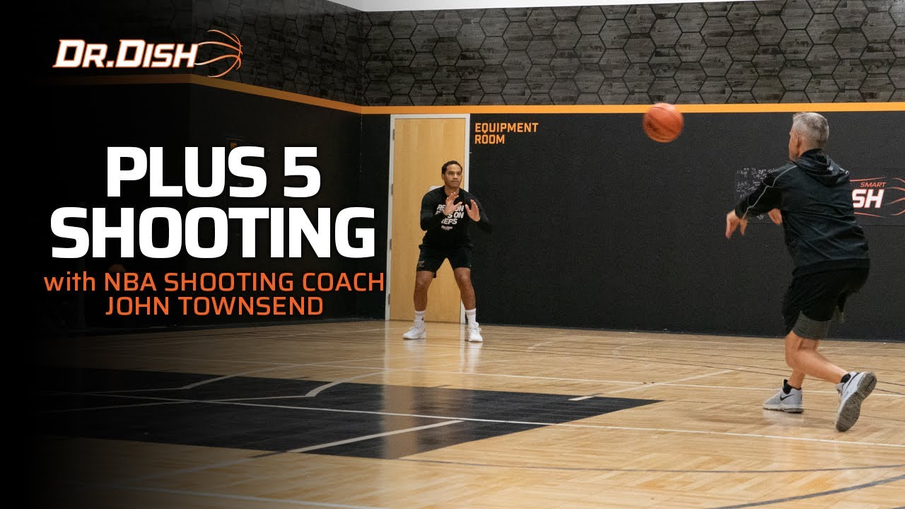 NBA Shooting Challenge: Plus 5 Shooting with Coach John Townsend