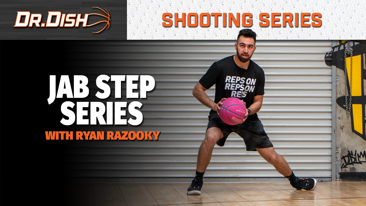 Basketball Shooting Drills: Jab Step Series with Ryan Razooky