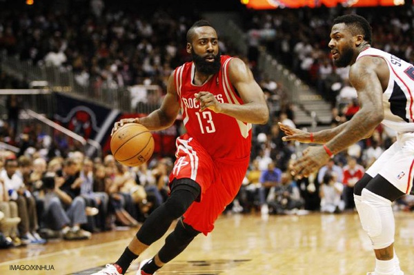 Basketball Drills: James Harden Hesitation Scoring
