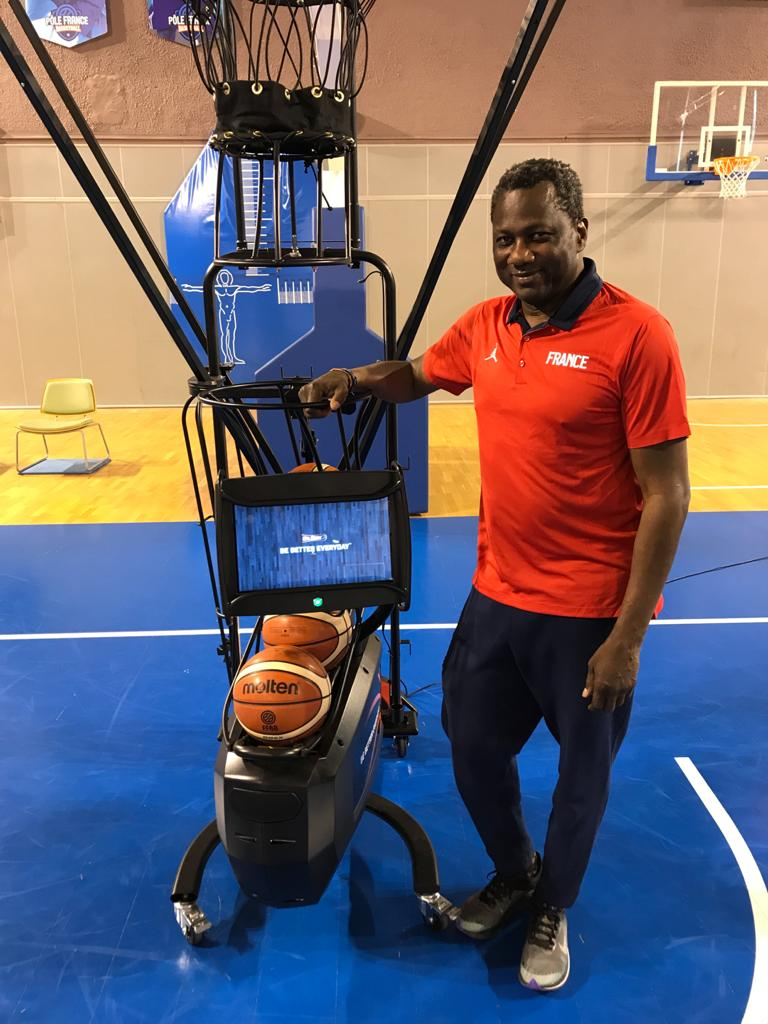 Dr. Dish Announces Partnership with French Federationof Basketball