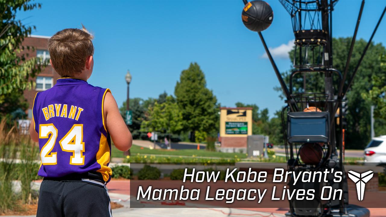 How Kobe Bryant's Mamba Legacy Lives On