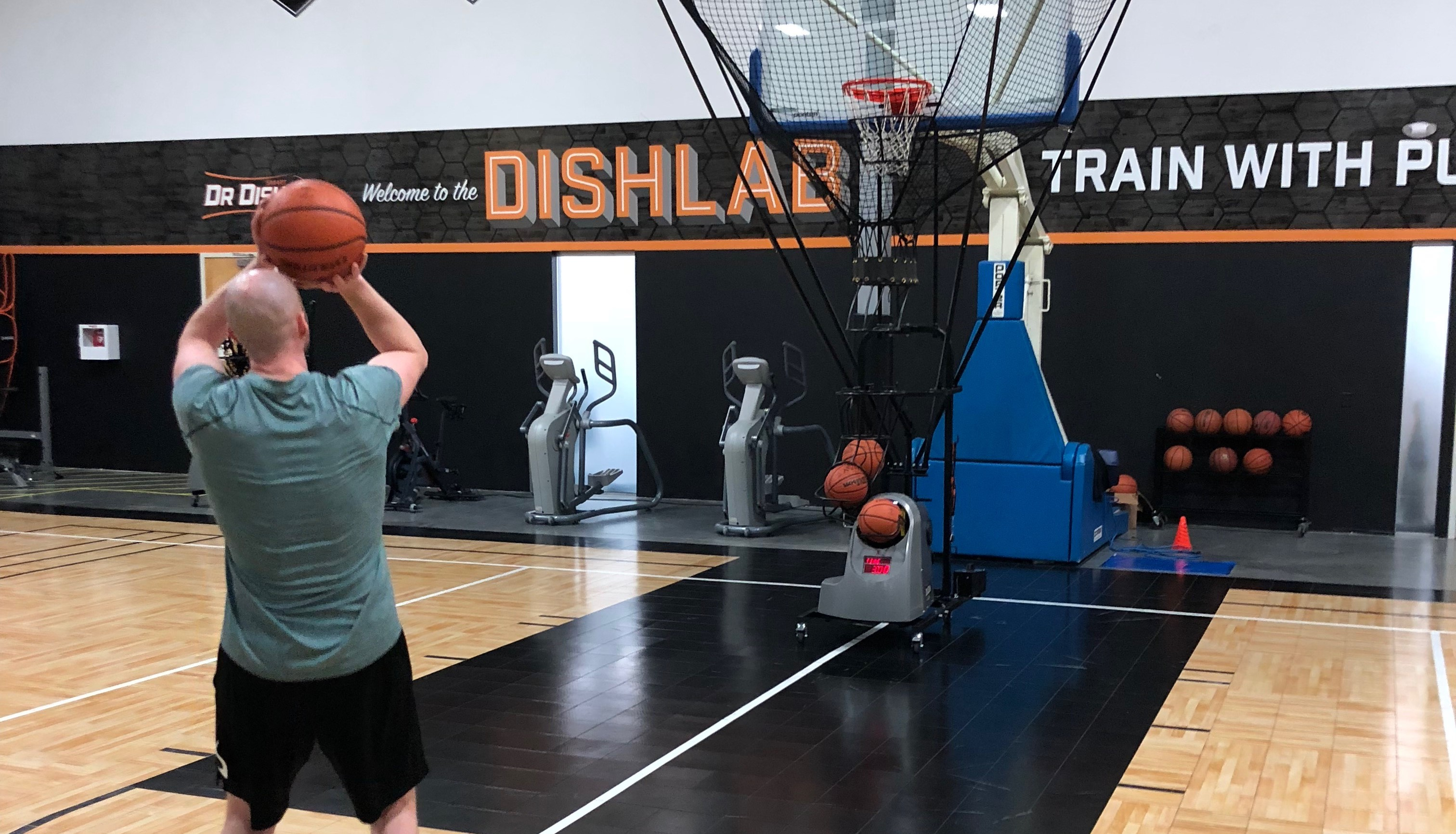 A Q&A with Basketball Shooting Guru, Mike Dunn