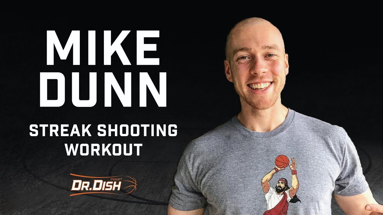 Basketball Shooting Drills: Skill Builder Workout with Mike Dunn