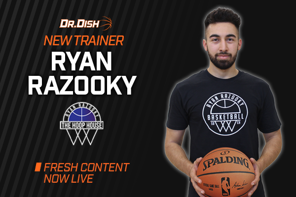 Dr. Dish Partners with Elite Skills Trainer Ryan Razooky
