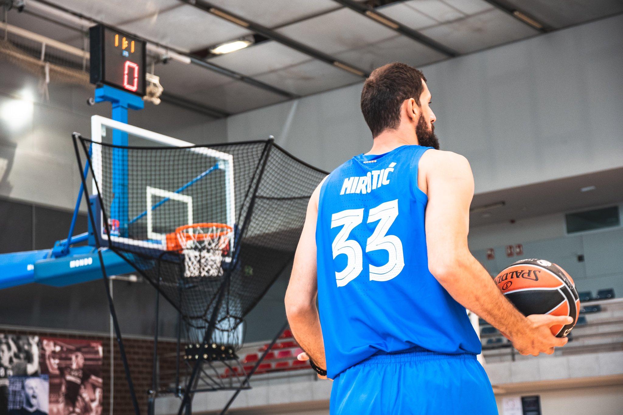 NBA and Euro Basketball Veteran Nikola Mirotic Joins the Dr. Dish Fam