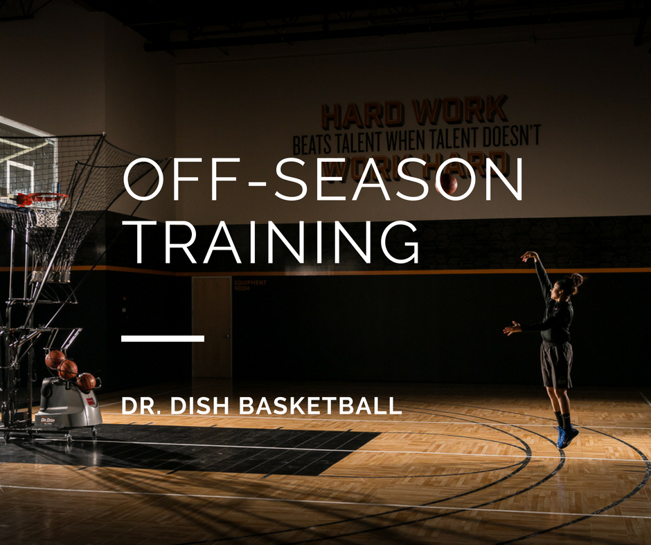 4 Things You Should be Doing in the Off-Season