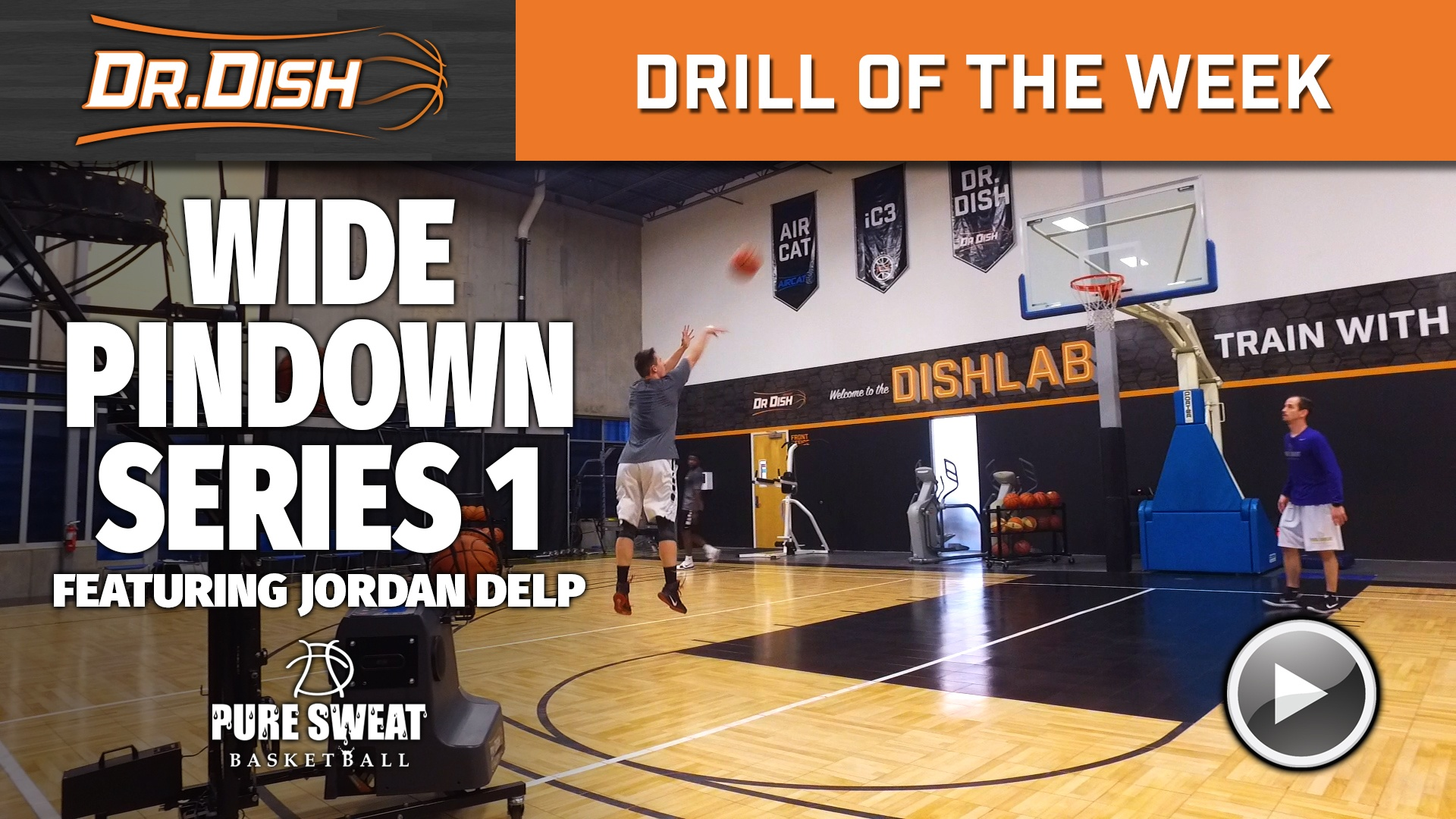 Wide Pin Down Series 1 and 2 with Jordan Delp of Pure Sweat