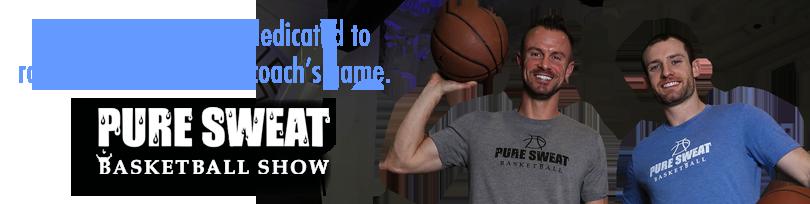 Coach Mason Joins the Pure Sweat Basketball Show
