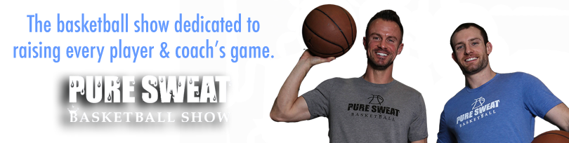 Coach Mason Joins the Pure Sweat Basketball Show