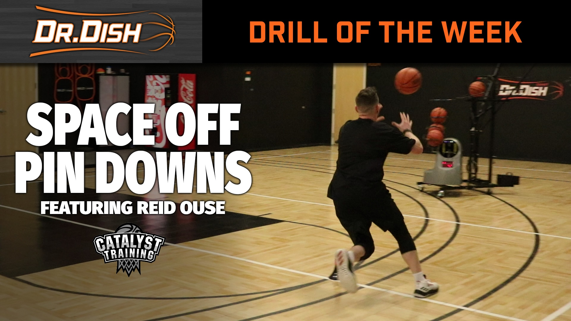 How to Create Space off a Pin Down with Reid Ouse