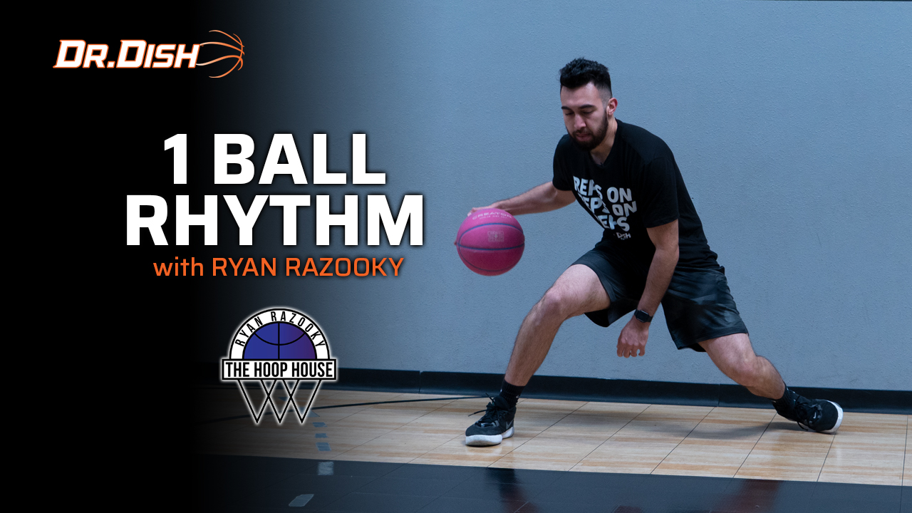 Ball Handling Drills: 1 Ball Rhythm with Ryan Razooky