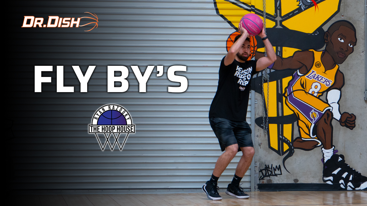 Basketball Drills: Fly By's with Ryan Razooky