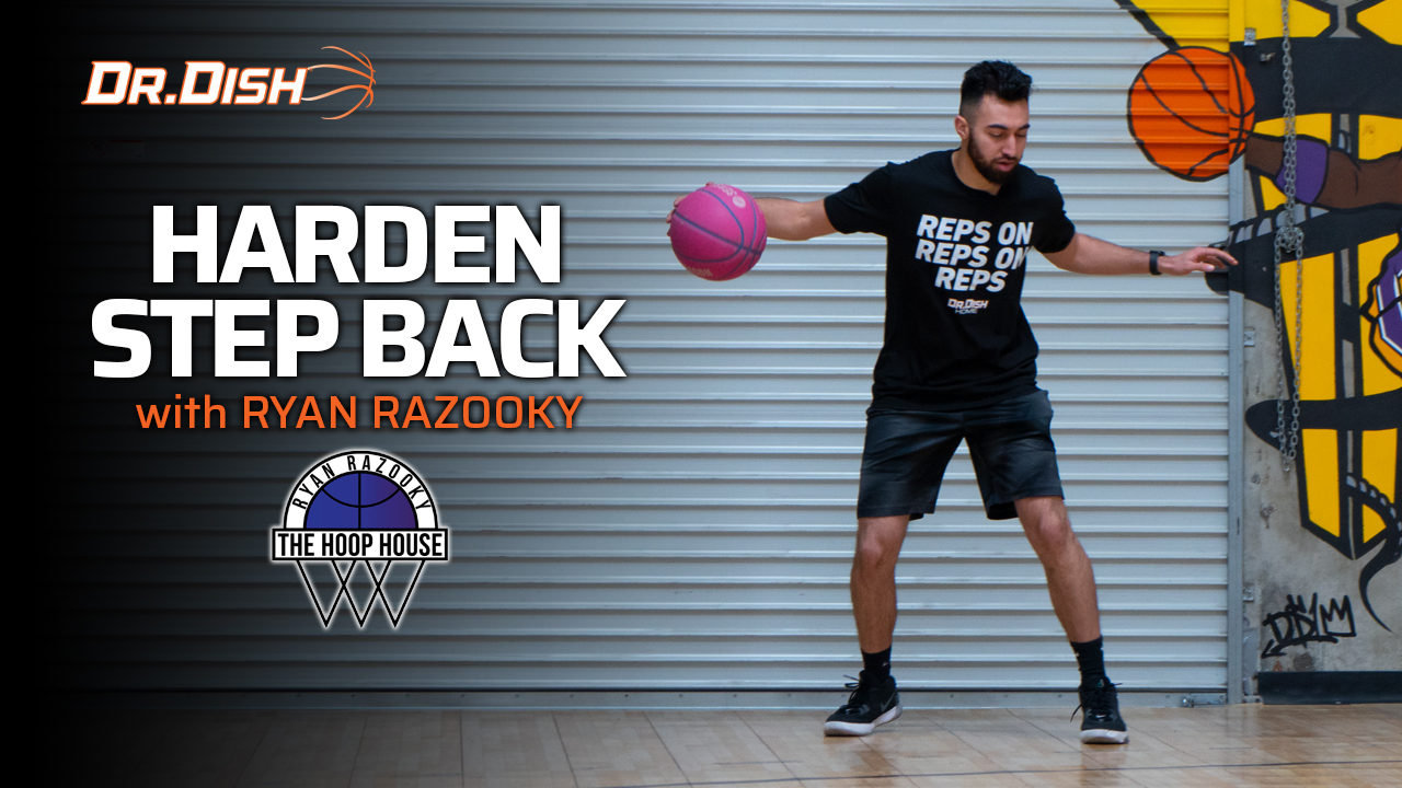Basketball Drills: Harden Step Back with Ryan Razooky