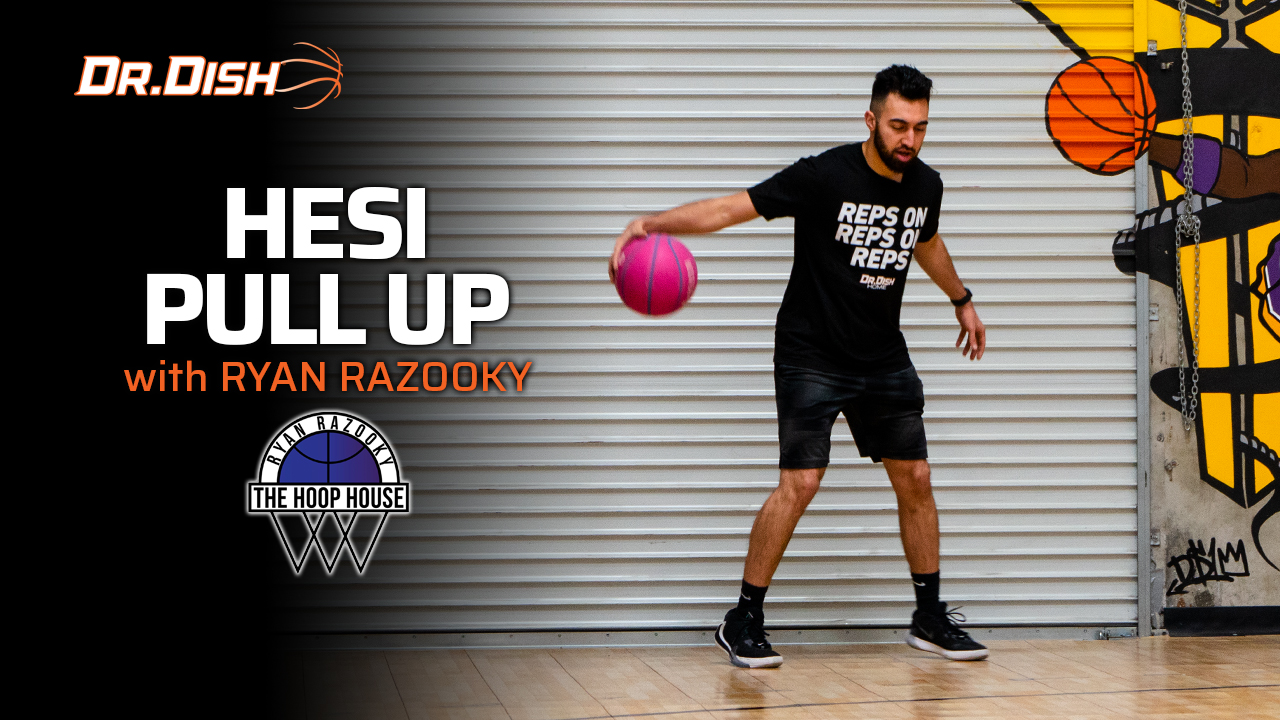 Basketball Drills: Hesi Pull Up Progression with Ryan Razooky