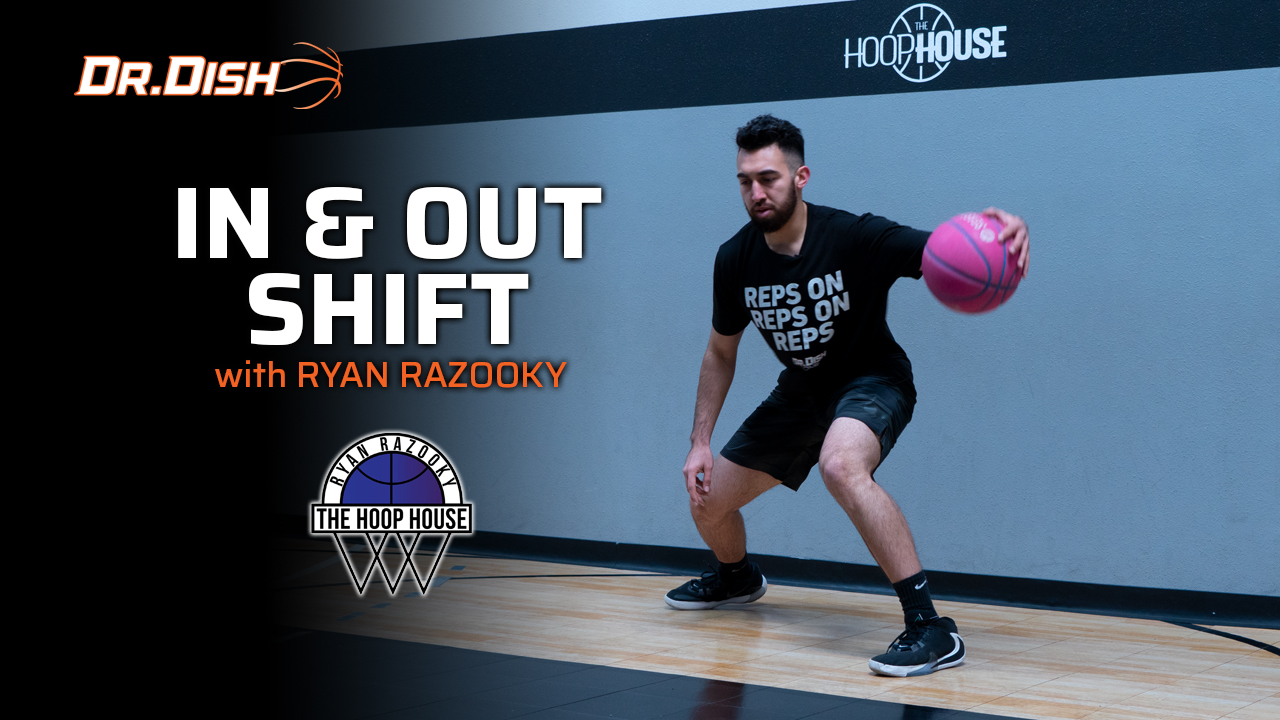 Ball Handling Drills: In and Out Shift with Ryan Razooky