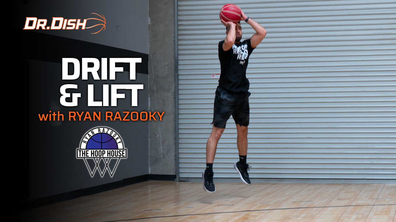 Basketball Drills: Drift and Lift with Ryan Razooky