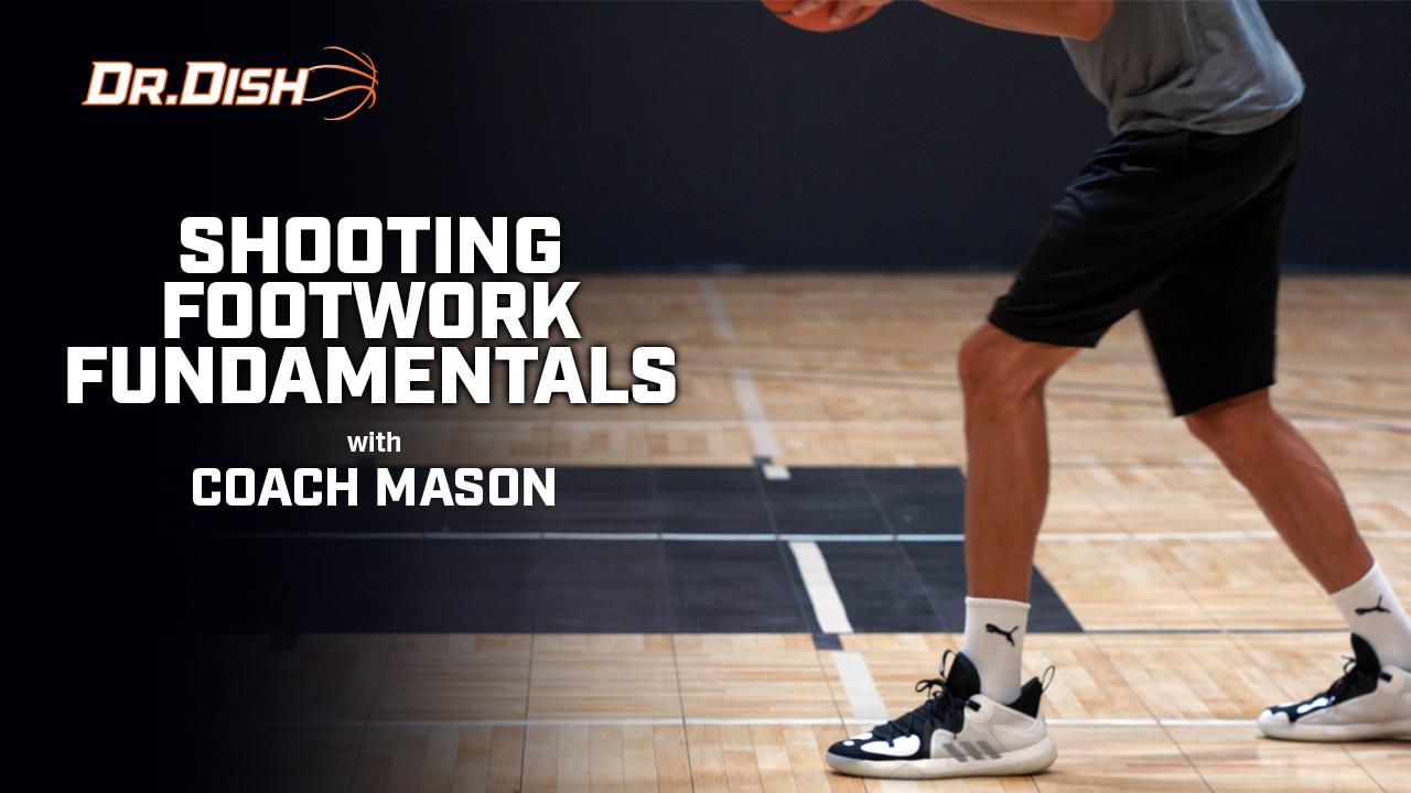Basketball Drills: Shooting Footwork Fundamentals with Coach Mason