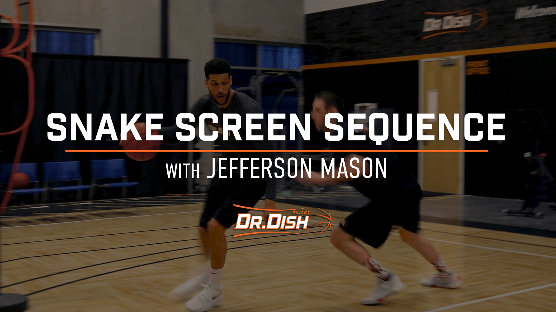 Basketball Drills: Snake Screen Progression