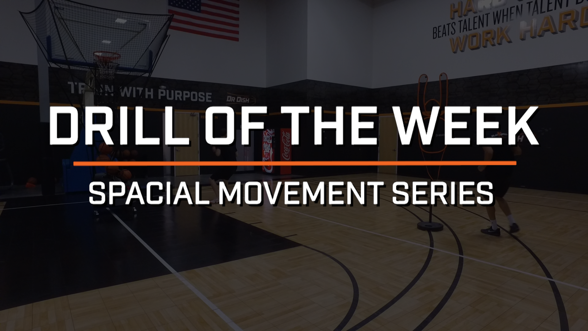 Basketball Drills: Spacial Movement Series