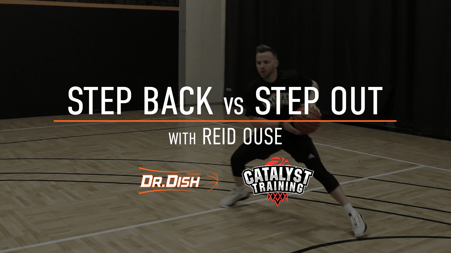Basketball Drills: Step Back vs. Step Out with Reid Ouse