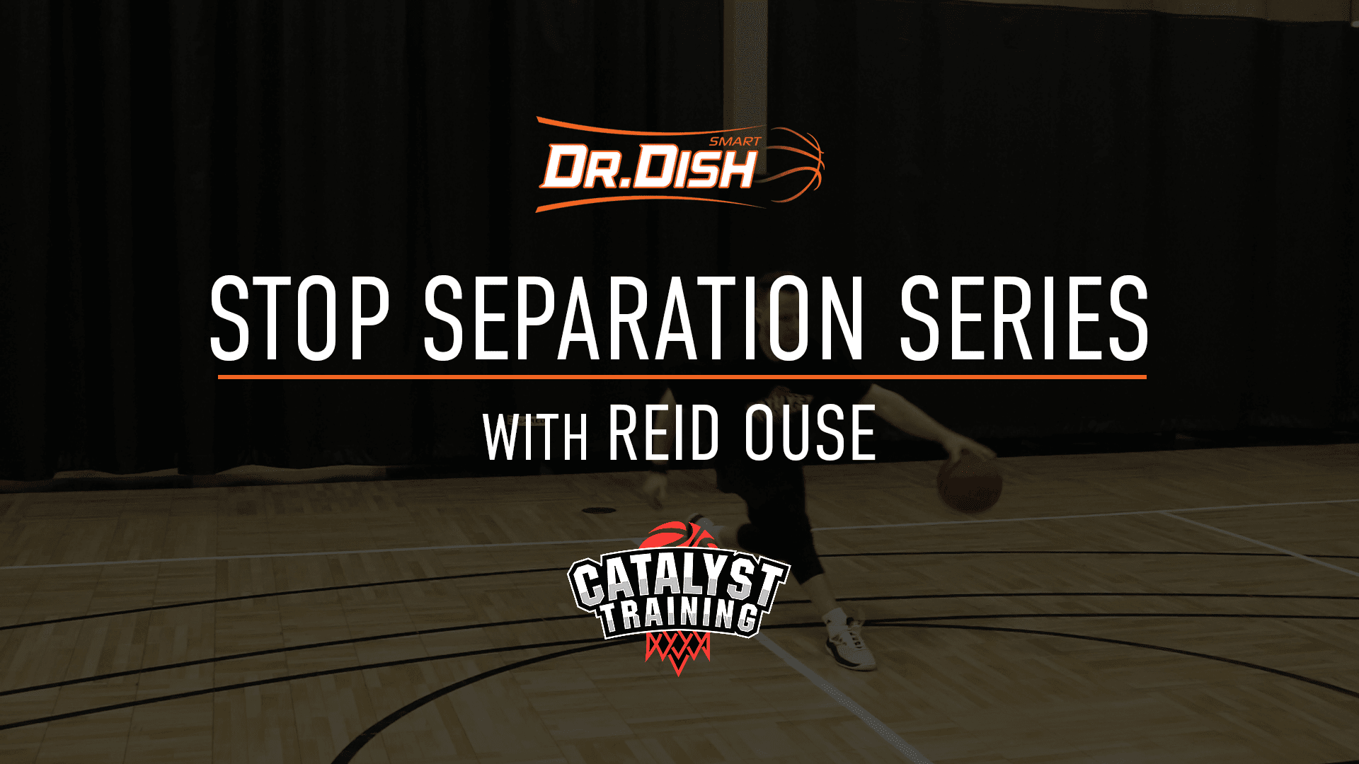 Basketball Drills: Stop Separation Series with Coach Reid Ouse