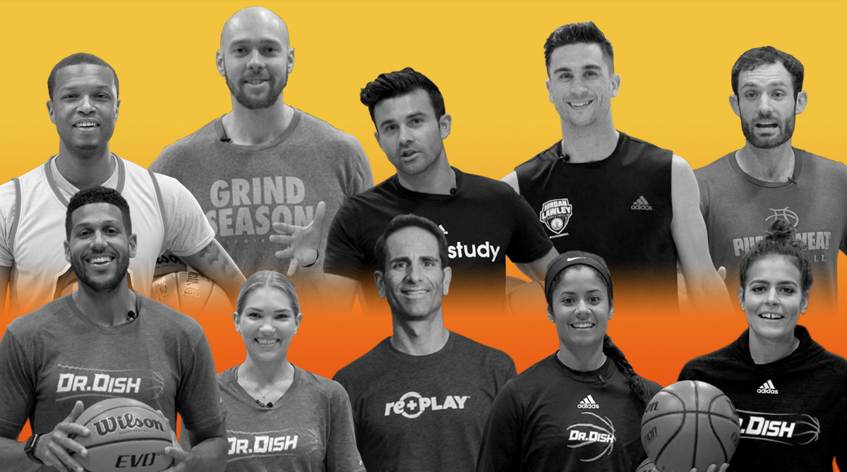 Meet Our Dr. Dish Trainers