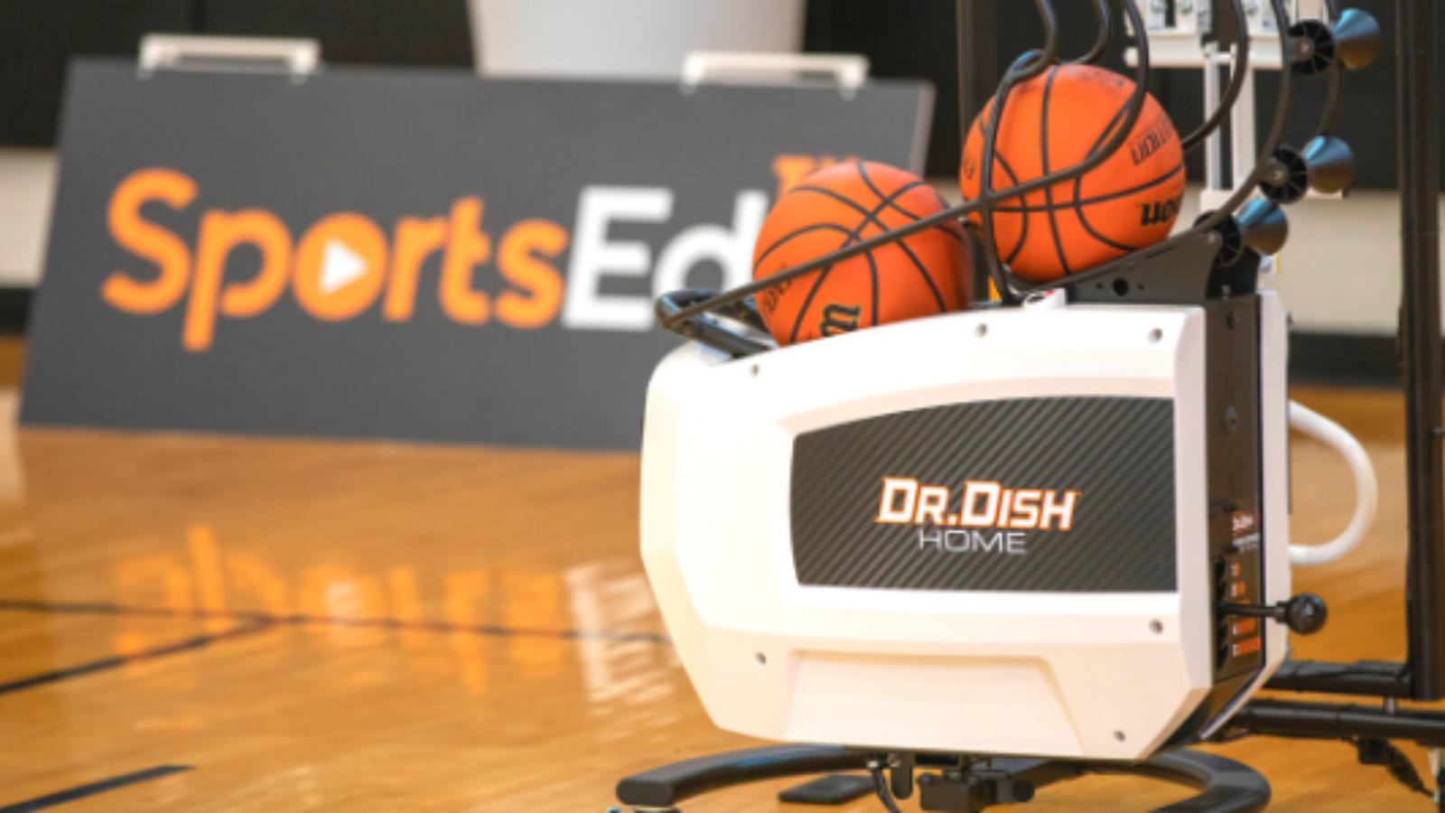 Dr. Dish Partners with SportsEdTV for Video Instruction Series