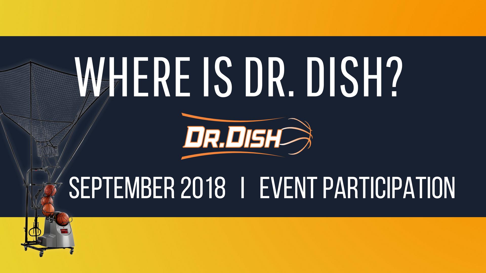 Where is Dr. Dish: September 2018