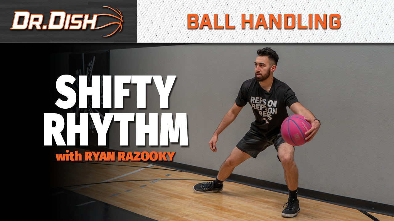 Shifty Ball Handling Workout with Ryan Razooky