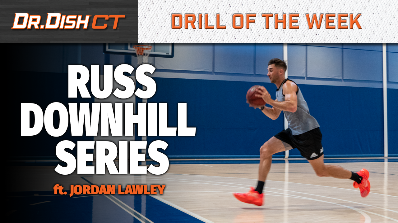 Basketball Drills: Russell Westbrook Downhill Series with Jordan Lawley