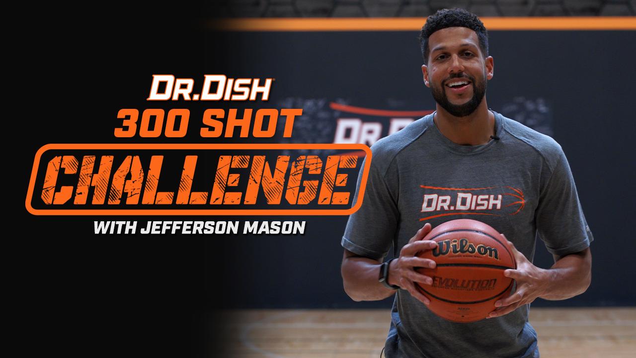Basketball Drills: 300 Shot Challenge with Coach Mason