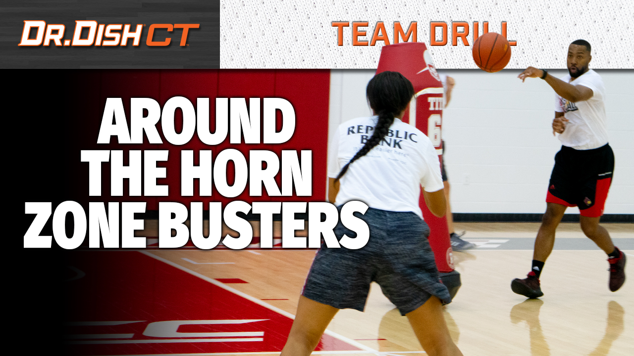 Basketball Drills: Louisville Zone Busters