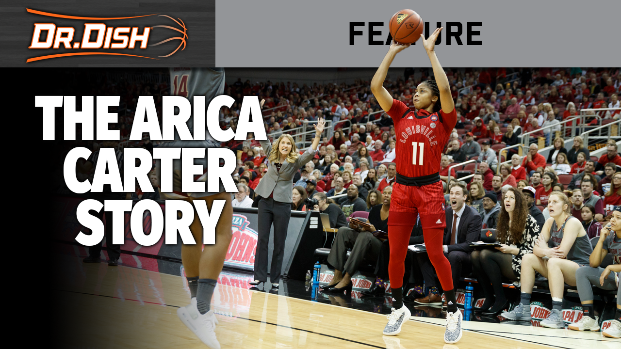 How Arica Carter Transformed Her Game from 0-15 to the Final Four and WNBA
