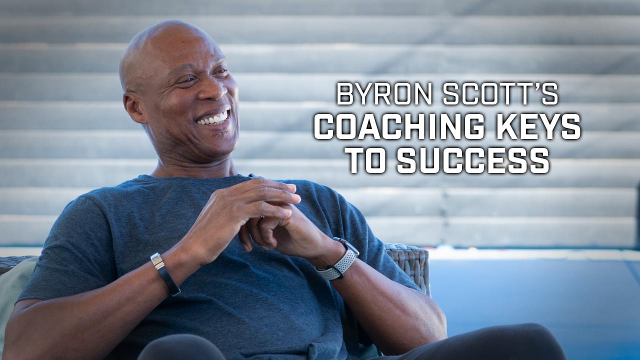 Coaching Keys to Success with 3x NBA Champion Byron Scott (VIDEO)