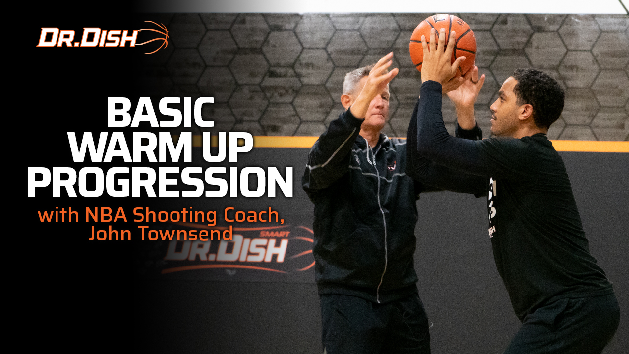 Basic Warm Up Progression with NBA Shooting Coach John Townsend