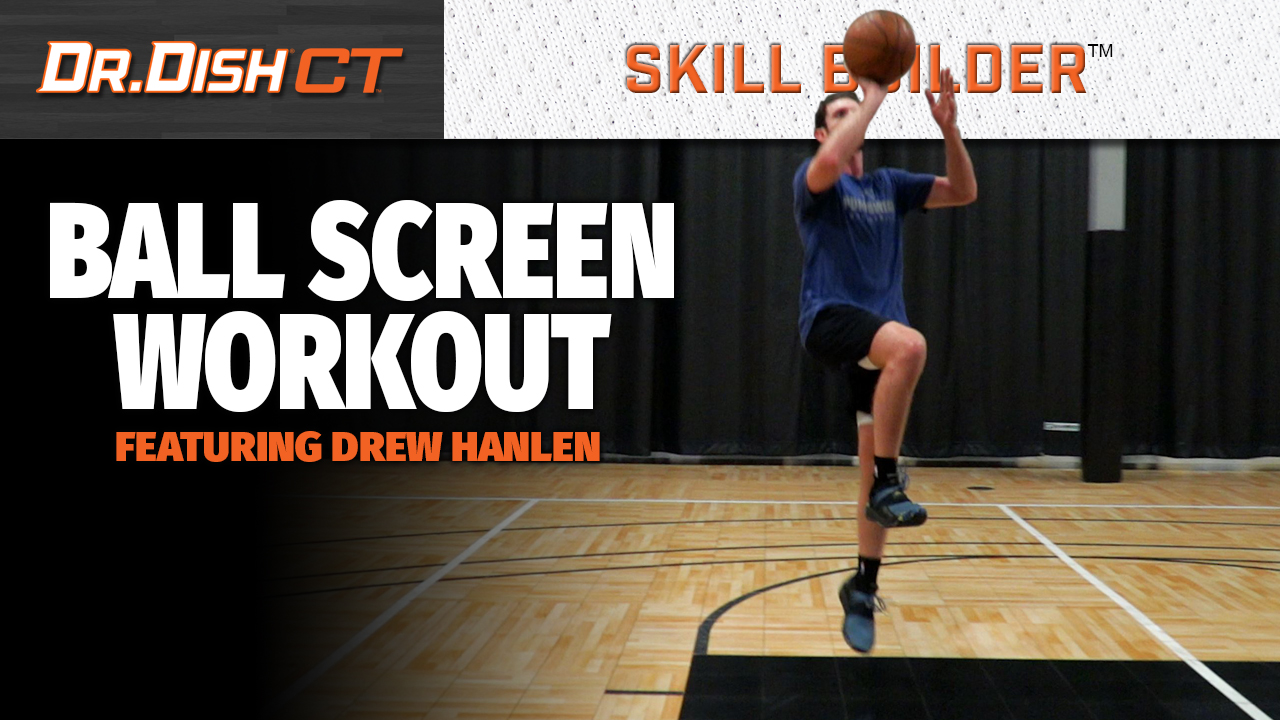 Wing Ball Screen Series Workout with Drew Hanlen