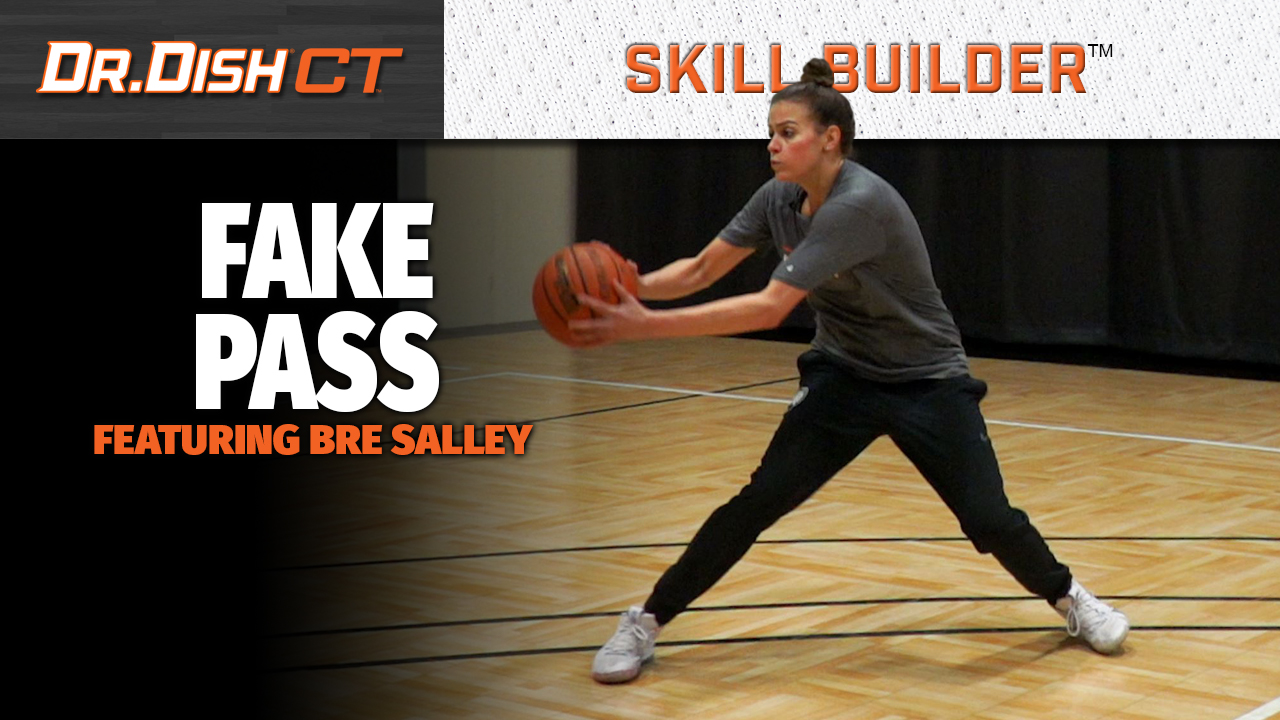Basketball Drills: Pass Fake Shooting Workout with Bre Salley