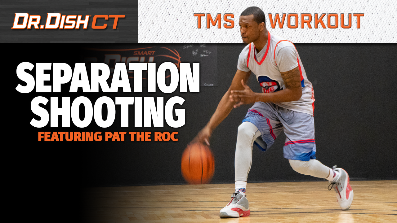 Zig Zag Shooting Workout with Pat the Roc