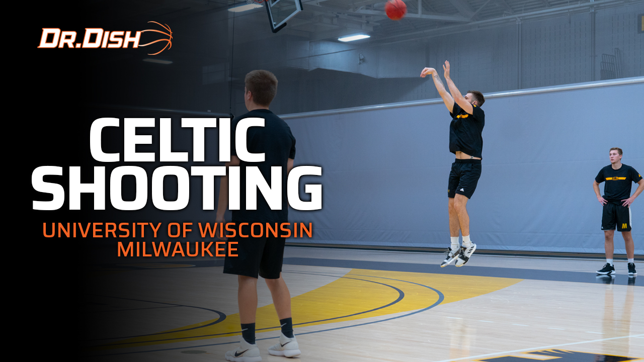 Team Shooting Drills: UW-Milwaukee Celtic Shooting Challenge