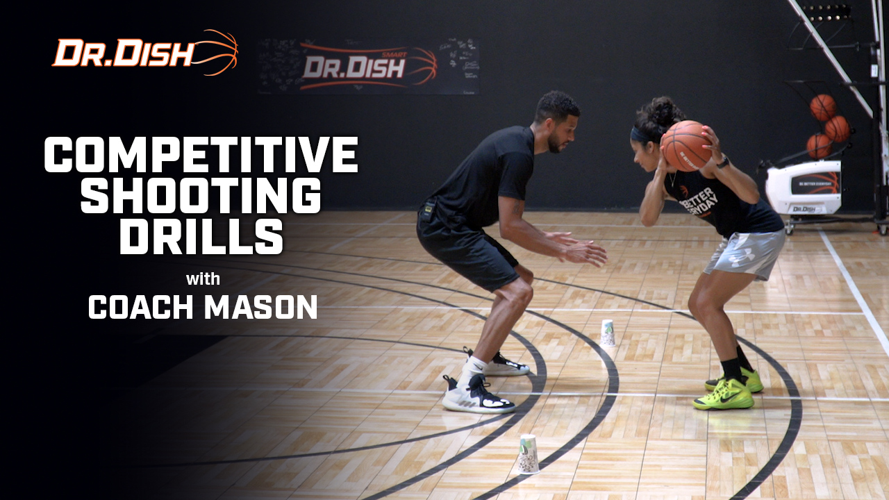 Basketball Drills: Competitive Shooting Drills with Coach Mason