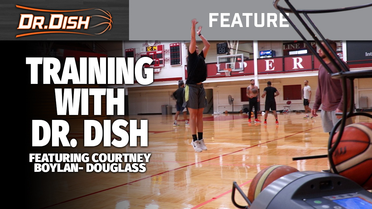 Pro Shooting Workout with Courtney Boylan-Douglass