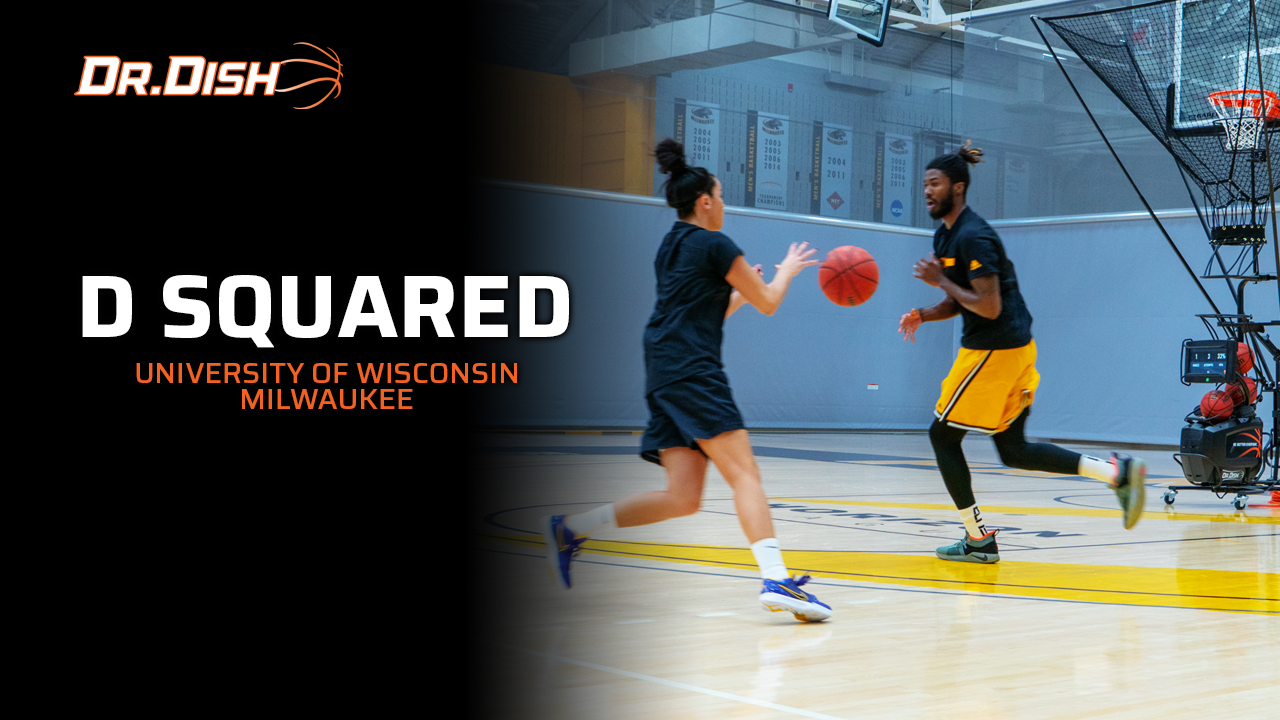 UW-Milwaukee Team Basketball Shooting Drills: D-Squared Shooting