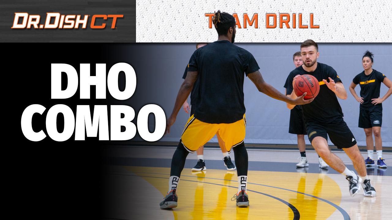 Team Shooting Drills: UW-Milwaukee DHO Combo