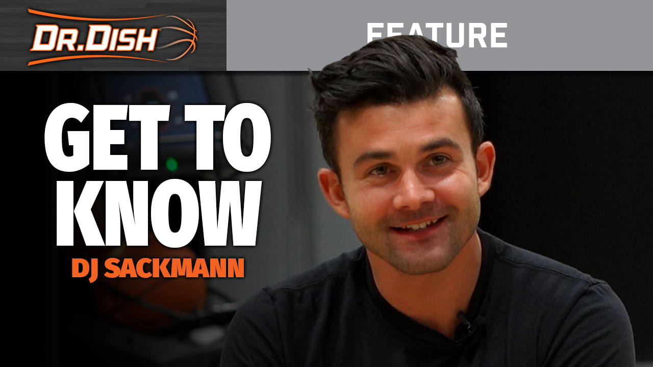 How DJ Sackmann Became a Premier Basketball Trainer